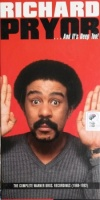 Richard Pryor .... and it's deep too! written by Richard Pryor performed by Richard Pryor on CD (Unabridged)